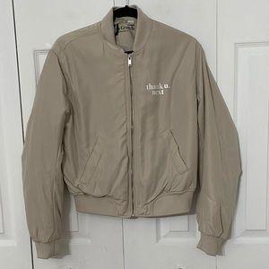 Rare ARIANA GRANDE Thank U Next Jacket H&M S